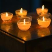 Kerzenmeditation der Dankbarkeit im Beziehungsanker Hamburg