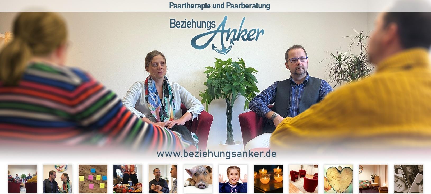 BeziehungsAnker - Paartherapie, Paarberatung Hamburg